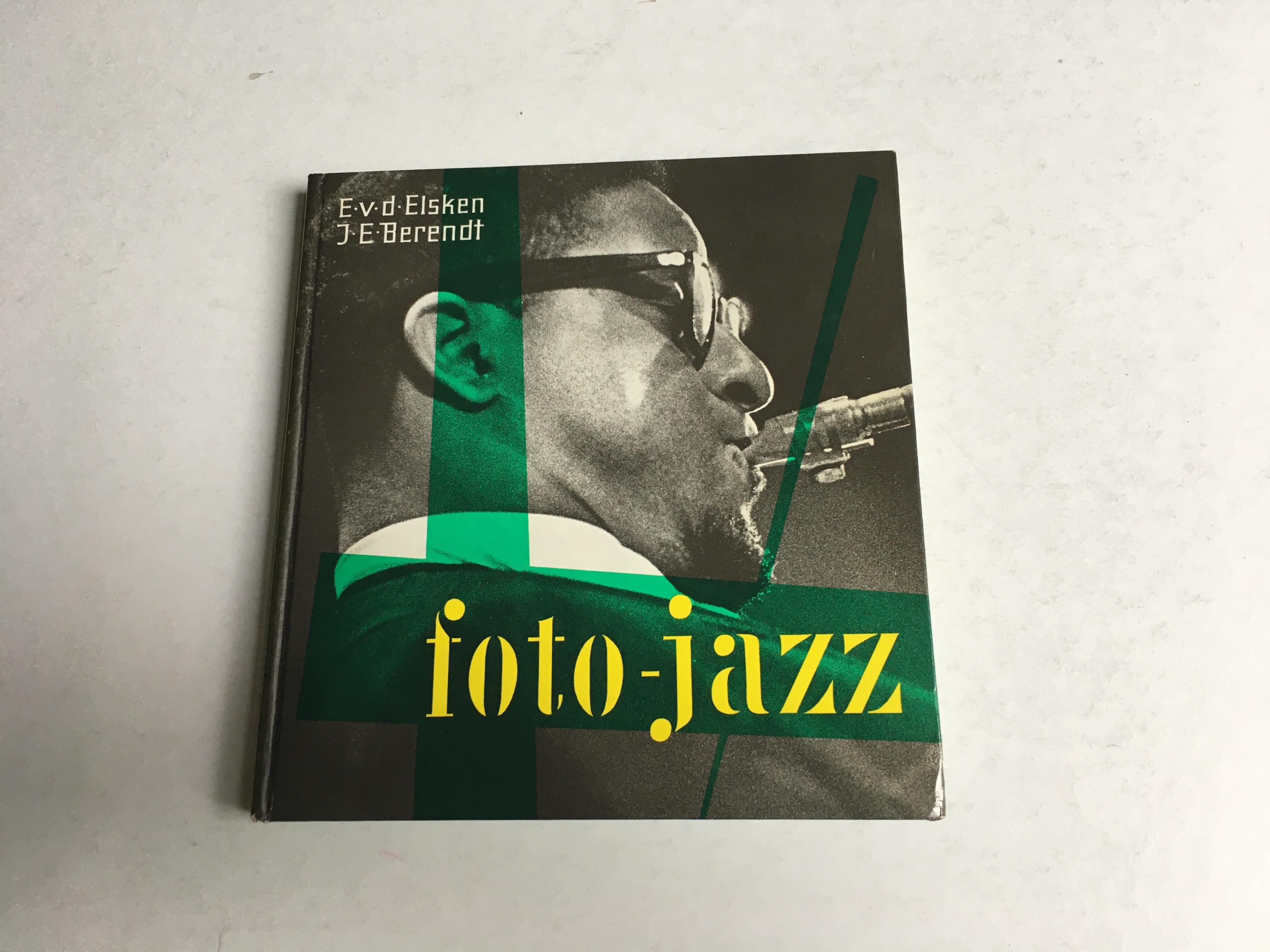 van der elsken, ed - foto-jazz. 1959